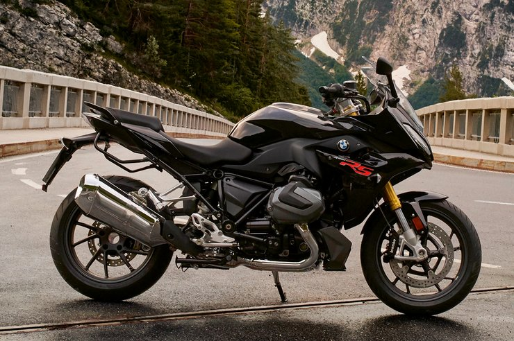 2019 Bmw R1250rs Review Motoadrenaline Net